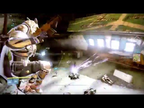 [DESTINY] How to get - Reach overcharge 3 I got even Overcharge 5