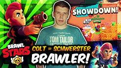 🤯🔫ZERSTÖRUNG MIT COLT! | SCHWERSTER BRAWLER IN SOLO SHOWDOWN?! | Brawl Stars Deutsch