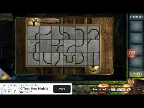 Escape Game 50 Rooms 2 Level 1 Walkthrough