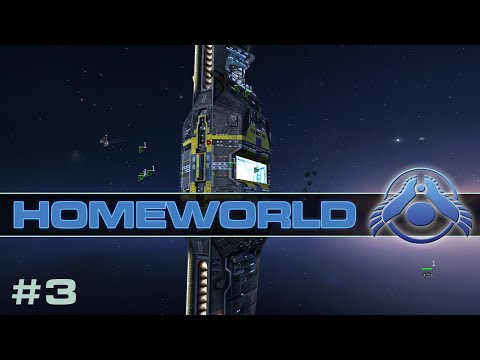 Delayed Warning! | Homeworld: Remaster Collection - #3 |