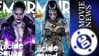 Suicide Squad Empire photos & King Shark! - DC Movie News (October 28th, 2015)