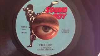 Junior Delgado - Tichion