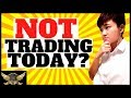 What To Do On No Trading Days (3 Forex Tips for Beginners)