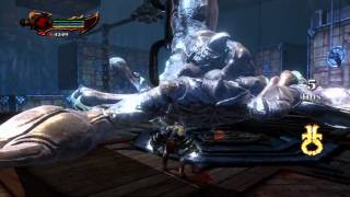 God of War 3 Finishing Moves HD (4of4)