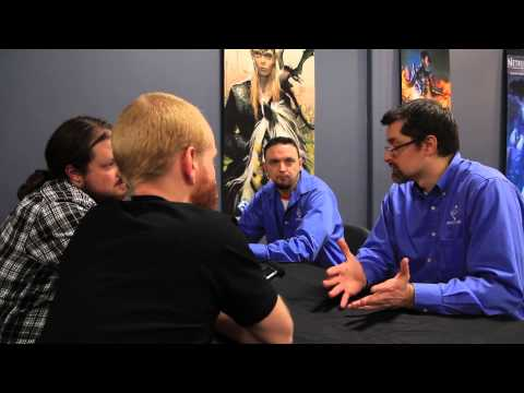 FFG Worlds 2014 - Nate French and Michael Hurley Interview