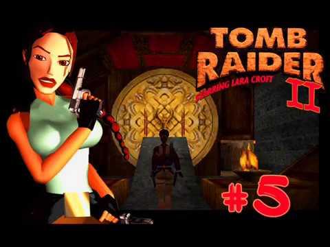 Tomb Raider II #5 Offshore Rig