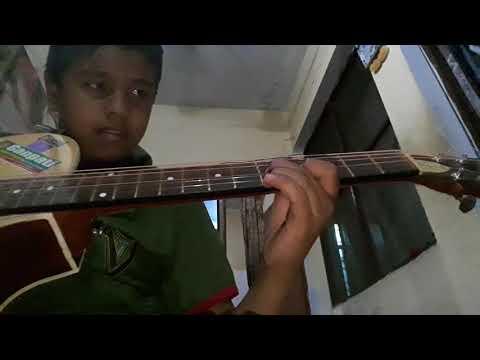 Acha Chalta Hu On Guitar