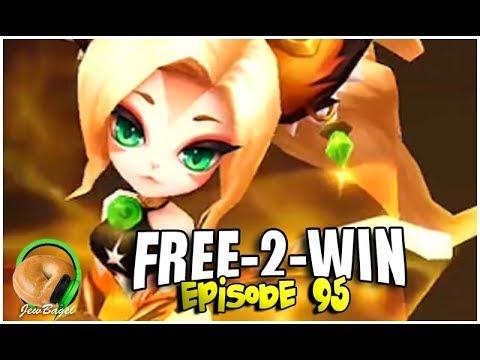 NAOMI 2.0  (SUMMONERS WAR : FREE-2-WIN - Episode 95)