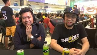 Thunder Esports Tour Grand Finals! | Showmatch | TNC Predator vs Thunder Pinoy All-stars