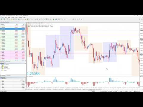 Price Action Trading School Training Session