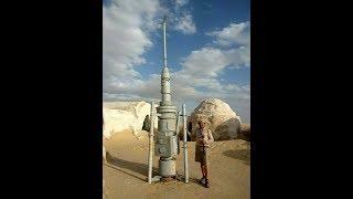 Тунис : Планета Татуин и «Звездные войны» Джорджа Лукаса
