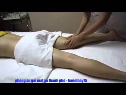 Massage   Clip Phóng Sự Gái Mát Xa Thành phố   Part 1