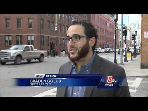 App Helps You Find Parking Spot In Boston