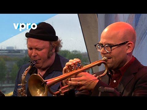 Amsterdam Klezmer Band - Tsilja (live @Bimhuis Amsterdam)