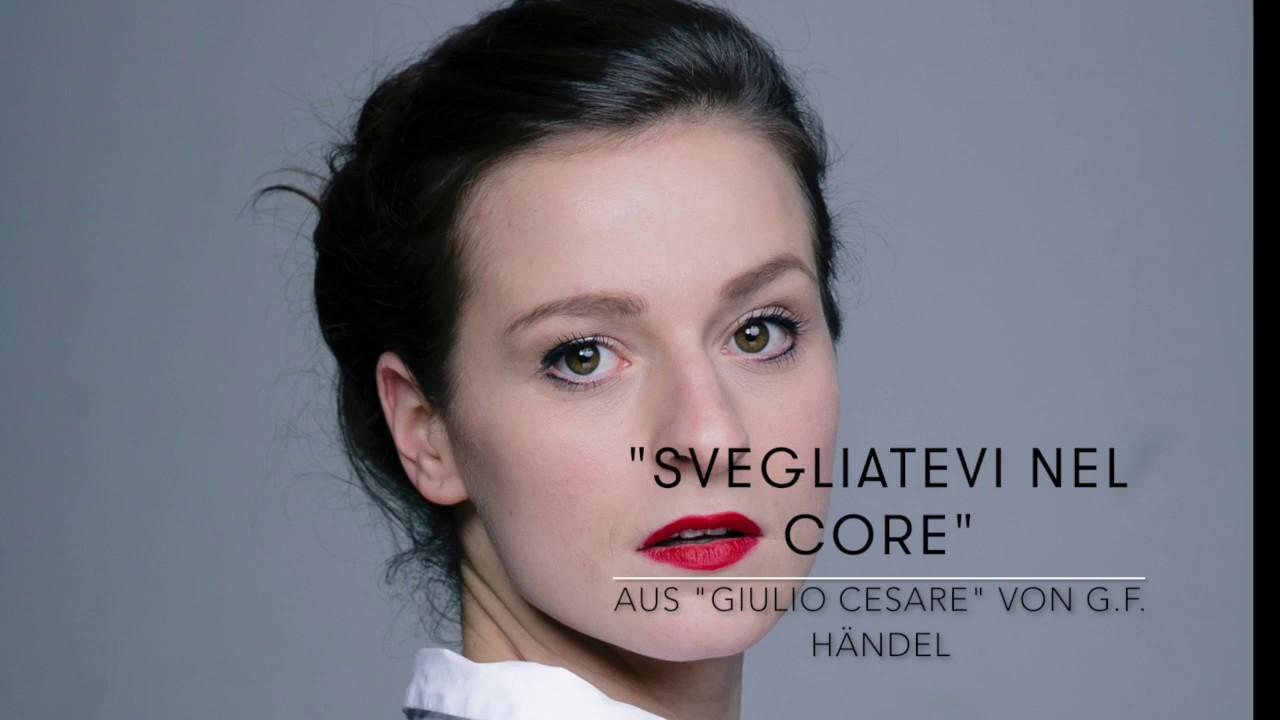 """""""Svegliatevi nel core"""" from """"Giulio Cesare"""" by G.F. Händel - Corinna Scheurle (mezzo-soprano)"""