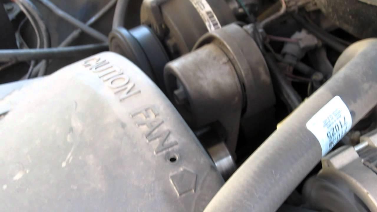 dodge 3 5 engine serpentine belt diagram [ 1280 x 720 Pixel ]
