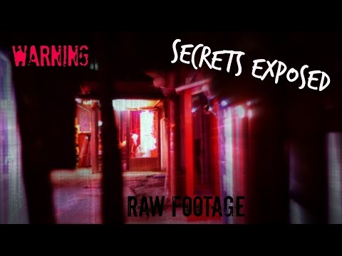 Secret Korea: The Red Light District of Suwon. REAL FOOTAGE!