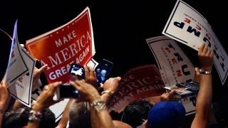 How Trump plans to court the Latino vote 2017 Video