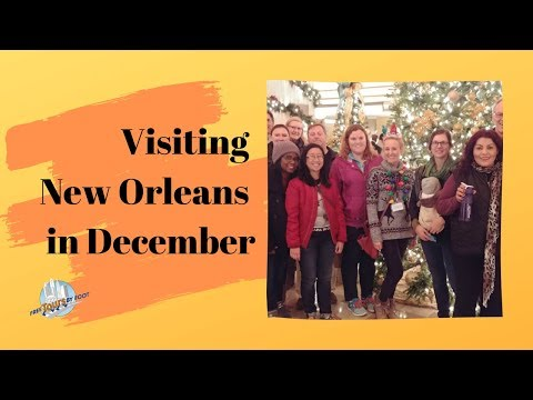 What To Do In December In New Orleans