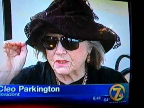 """WJHG Channel 7 Panama City Report on Apalachicola """"Funeral"""""""
