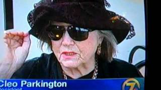 "WJHG Channel 7 Panama City Report on Apalachicola ""Funeral"""