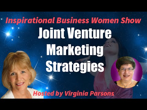 Joint Venture Marketing Strategies