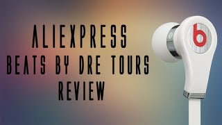Aliexpress - White Beats By Dre Tours + Control Talk Review/Unboxing ($4.35)