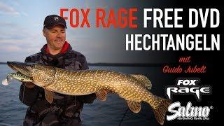 *** FOX RAGE TV *** Rage Free DVD 2017 Hechtangeln mit Guido Jubelt