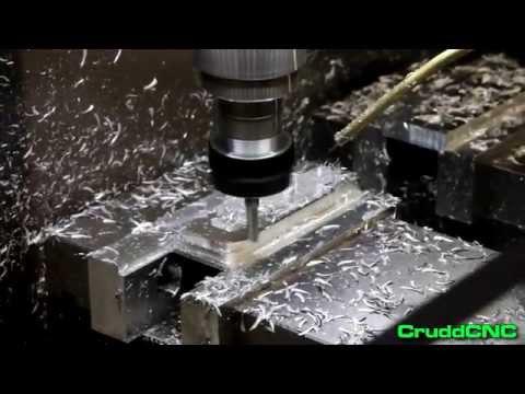 CNC making multirotor components