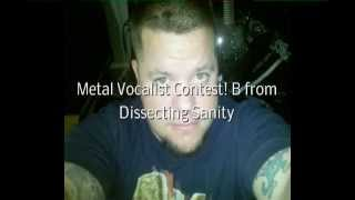 Metal Vocalist Contest 300bpm B from Dissecting Sanity
