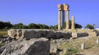 Apollomatkat - Rodoksen Kaupunki, Kreikka