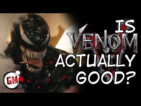 Venom: Better Than Expected?