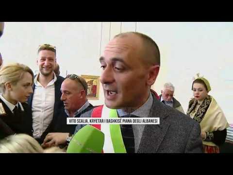 Arbëreshët presin Kombëtaren - Top Channel Albania - News - Lajme