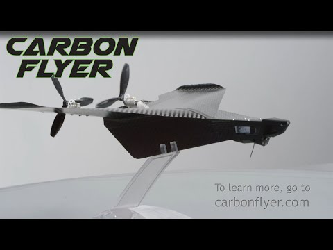 Carbon Flyer 2.0 New Campaign