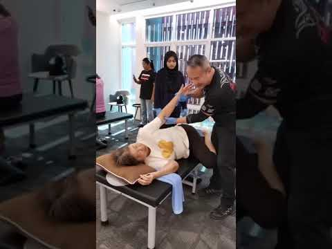 Repeat CLM Tit Tar Treatment at CLM Sri Petaling (August 30