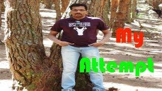 Akasha Gopuram -  Malayalam Karaoke Cover By Vijay