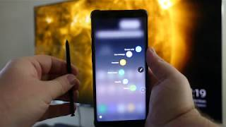 Galaxy Note 8 How to WOW iPhone X