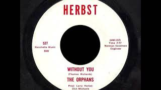 The Orphans ¨ Without you ¨1967. Garage punk.