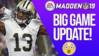 EA Just Changed Madden 19....AGAIN! Here's What Changed...