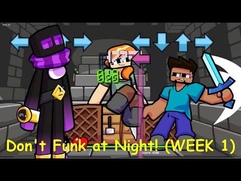 Don't Funk at Night! (WEEK 1) - Friday Night Funkin Mod