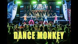 DANCE MONKEY - Tones and I - ZUMBA choreo Video