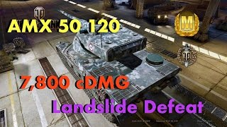 World of Tanks PS4 - AMX 50 120 Ace Tanker