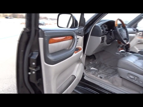 2005 Lexus LX 470 Palatine, Arlington Heights, Barrington, Glenview, Schaumburg, IL 33797A