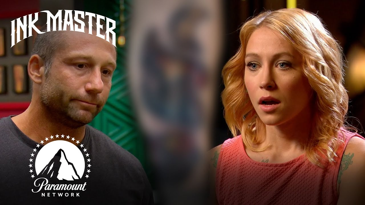 After 'Go F—k Yourself!' Can Julia's New Tattoo Win Over Her Canvas? | Ink Master Redemption Story
