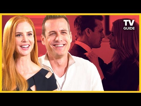 Suits Stars Reveal Favorite Harvey and Donna Moments