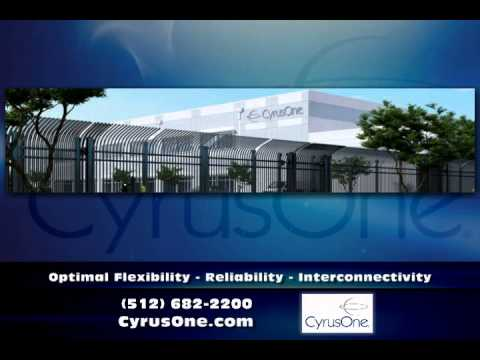 Austin Texas Colocation Services - CyrusOne Austin Data Center II
