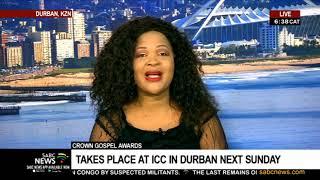 Crown Gospel Awards    Zanele Mbokazi