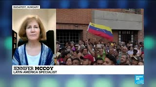 """Venezuela Crisis: """"This is really a defining moment"""""""