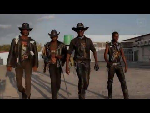 botswana black metal cowboys : yeehaw!