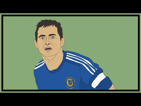 The Role Of Frank Lampard | Tactical Profile